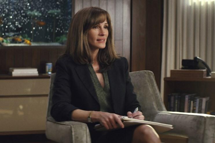 Julia Roberts comenta seu papel na nova série Homecoming