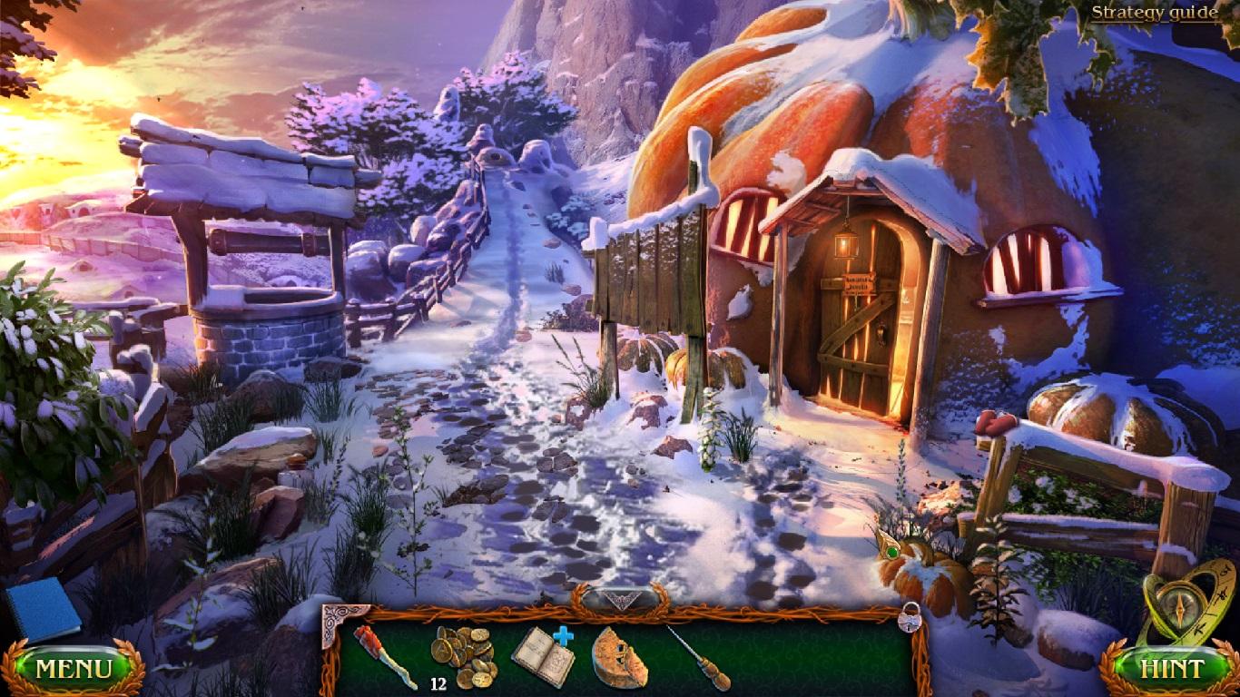 Lost Lands: Ice Spell - Imagem 1 do software