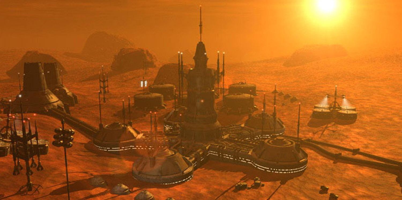 Colônia humana em Marte
