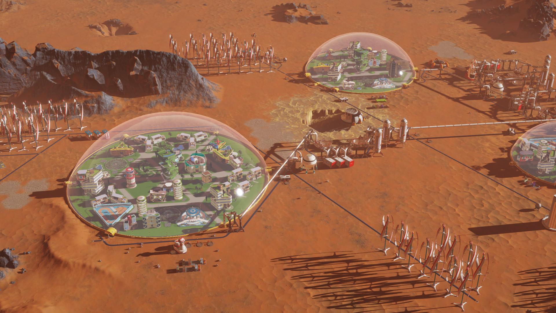 Ideia de colônia marciana