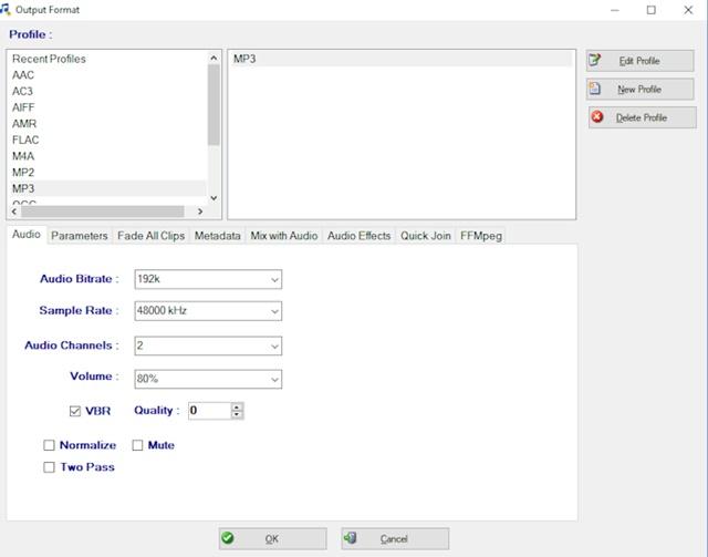 MP3 Joiner Expert - Imagem 1 do software