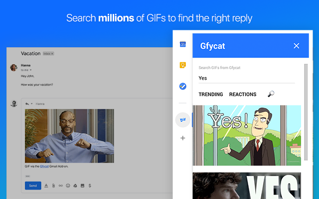 Gfycat: GIFs for Email - Imagem 1 do software