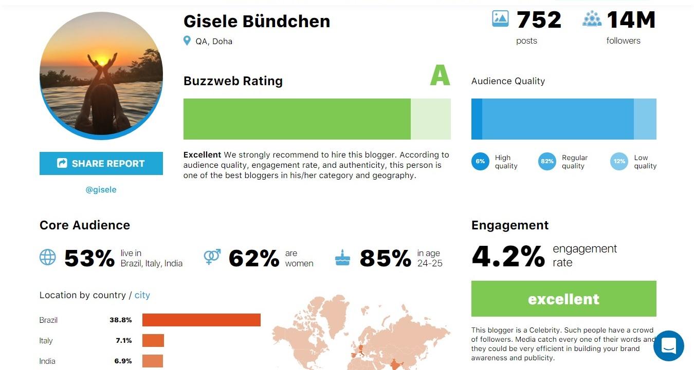 Buzzweb - Imagem 1 do software