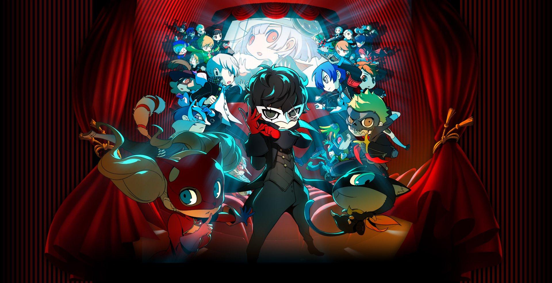 Persona Q2: New Cinema Labyrinth é revelado e ganha trailer incrível