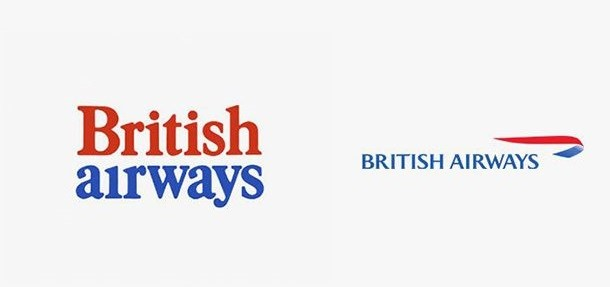 Logo da British Airways