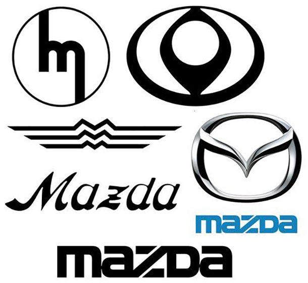 Logo da Mazda