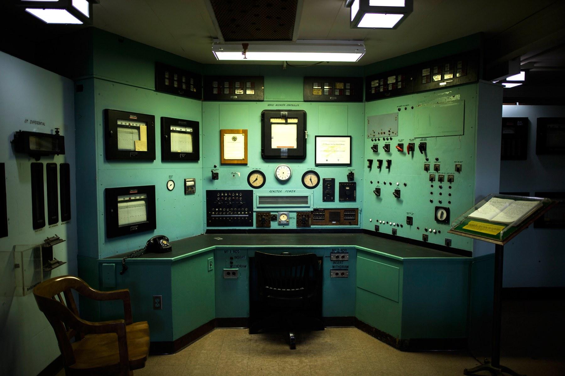 Sala de controle