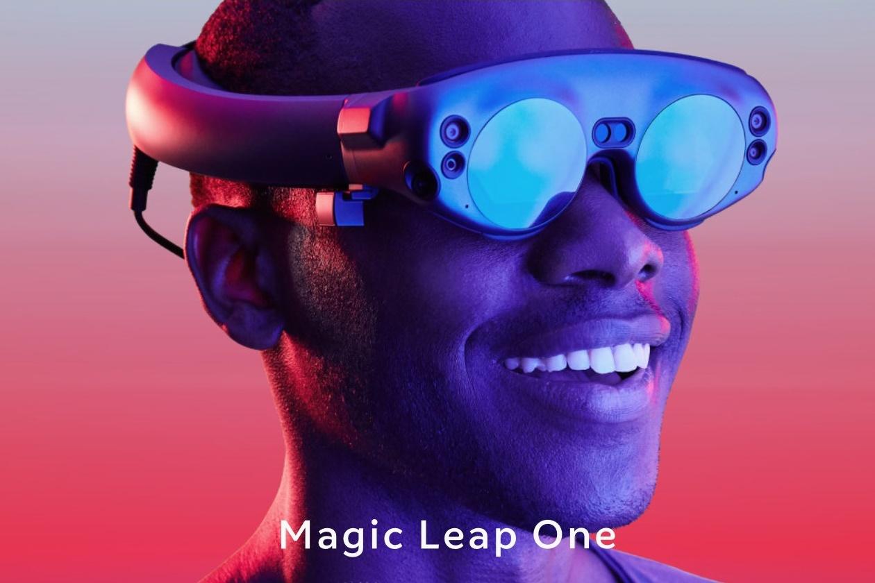 ec083eb79 Óculos de realidade mista Magic Leap One começam a ser vendidos nos EUA