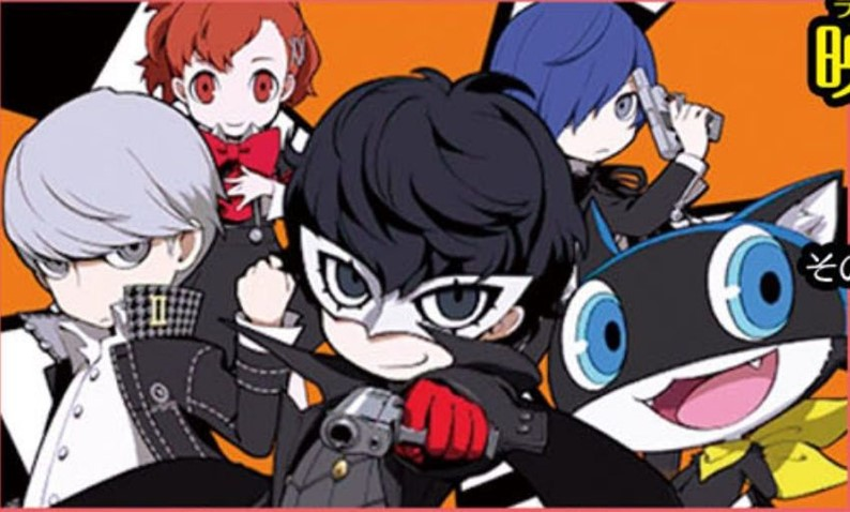 Persona Q2 ganha diversas novas screenshots mostrando elenco do game