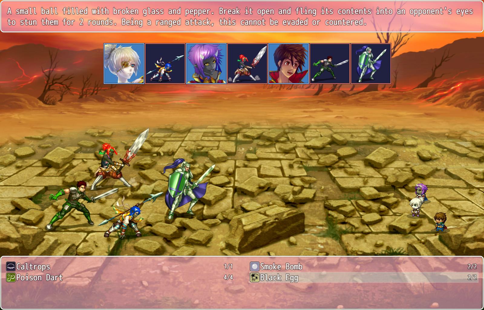 The Oni Sellsword - Imagem 1 do software