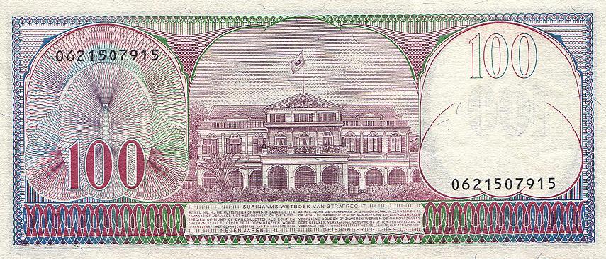 dolar surinames