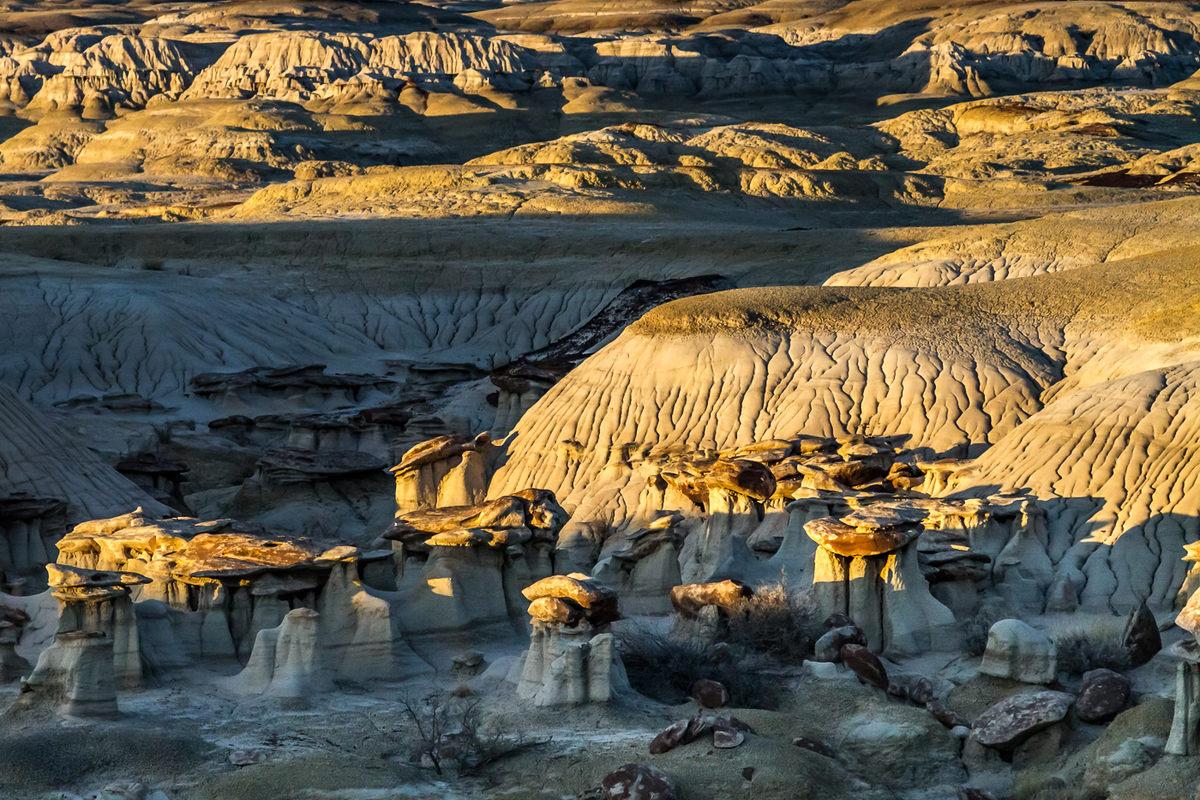 Paisagem de Parque Nacional