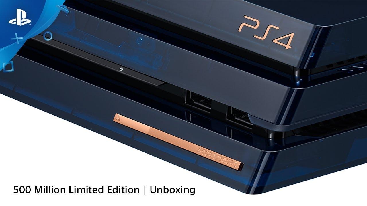 Consoles Playstation Venderam 500 Milhoes E Ps4 Pro Especial E Anunciado Tecmundo
