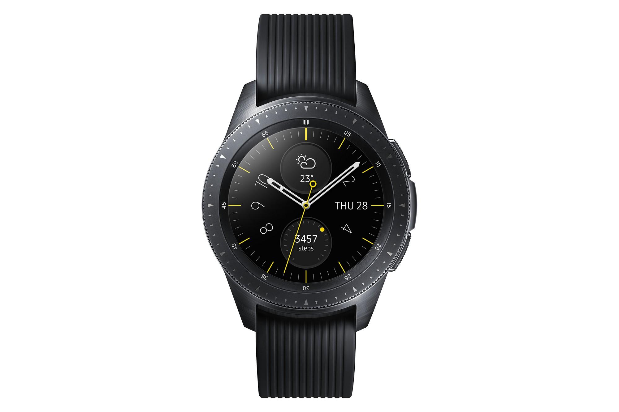 06e1c0ef660e Versão com 4G do Samsung Galaxy Watch chega ao Brasil por R  2