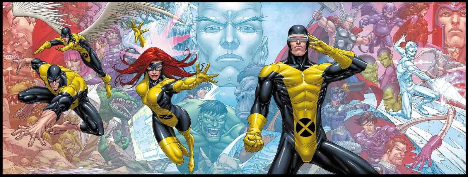 4df8f873d6f 6 histórias que a Marvel Studios pode adaptar ao comprar a Fox ...