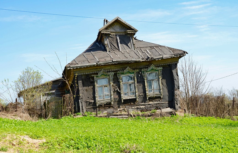 Abandono na Rússia