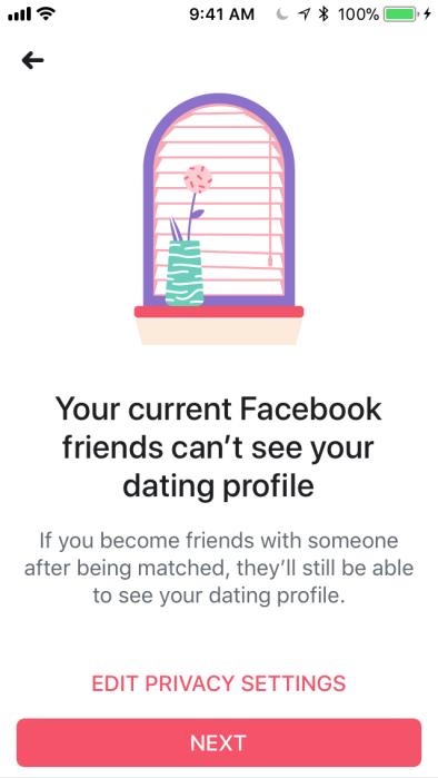 Cand site ul de dating Facebook
