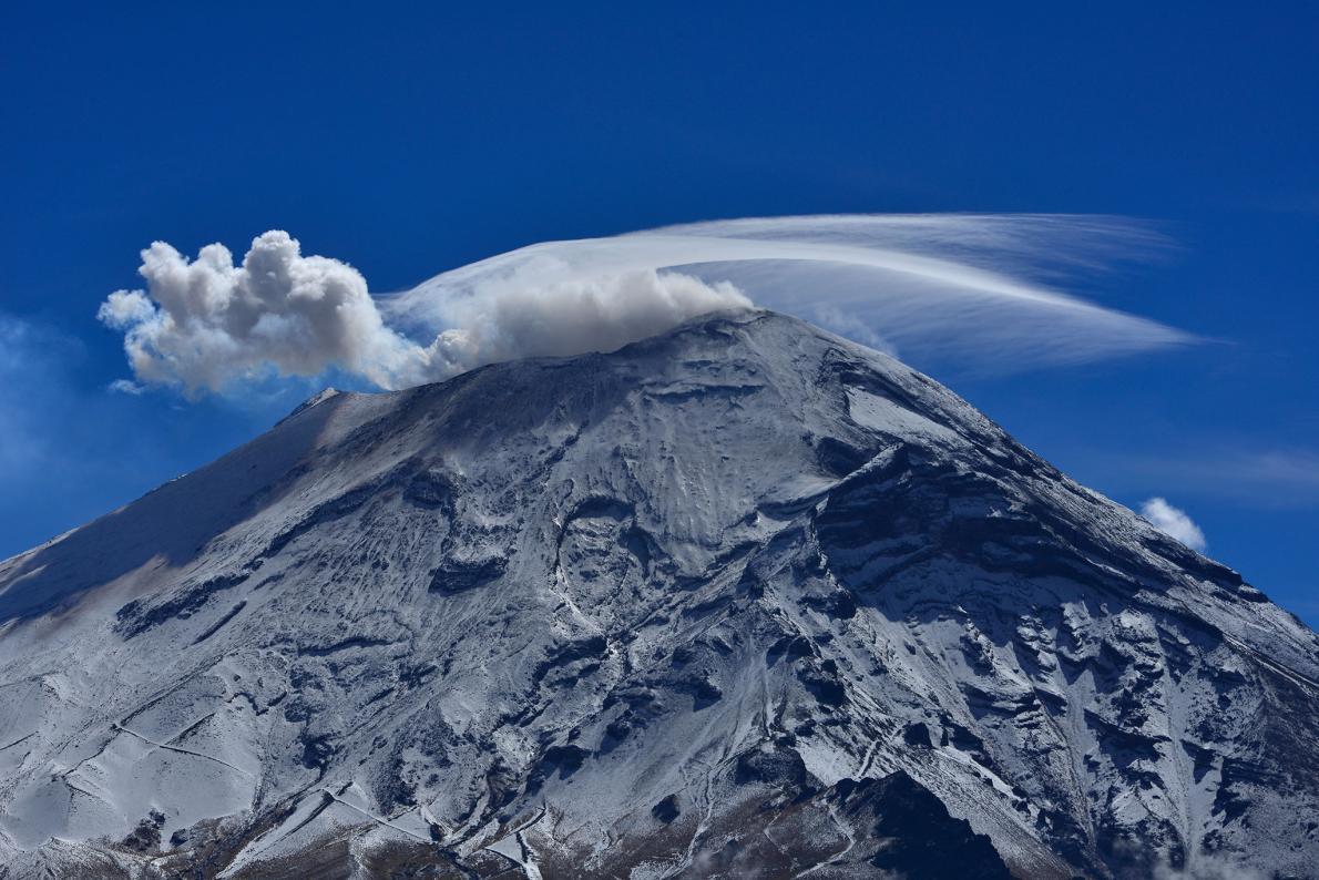 Montanha no México
