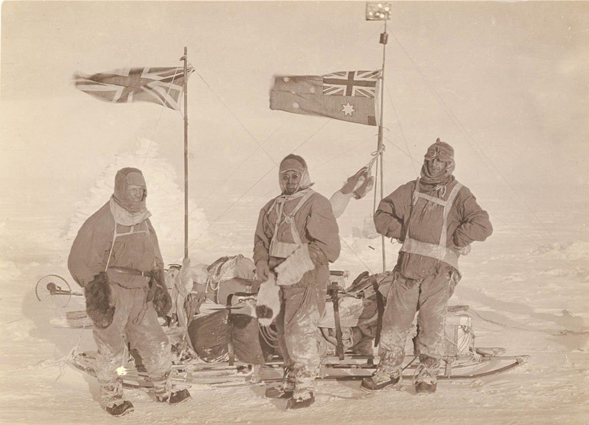Exploradores australianos