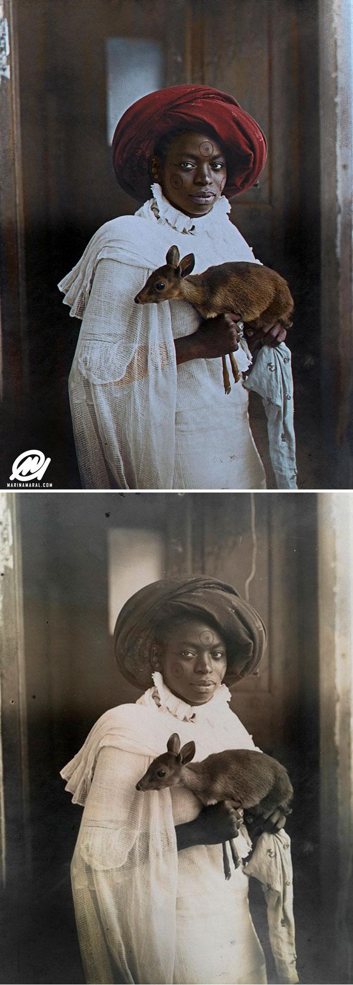 Mulher queniana