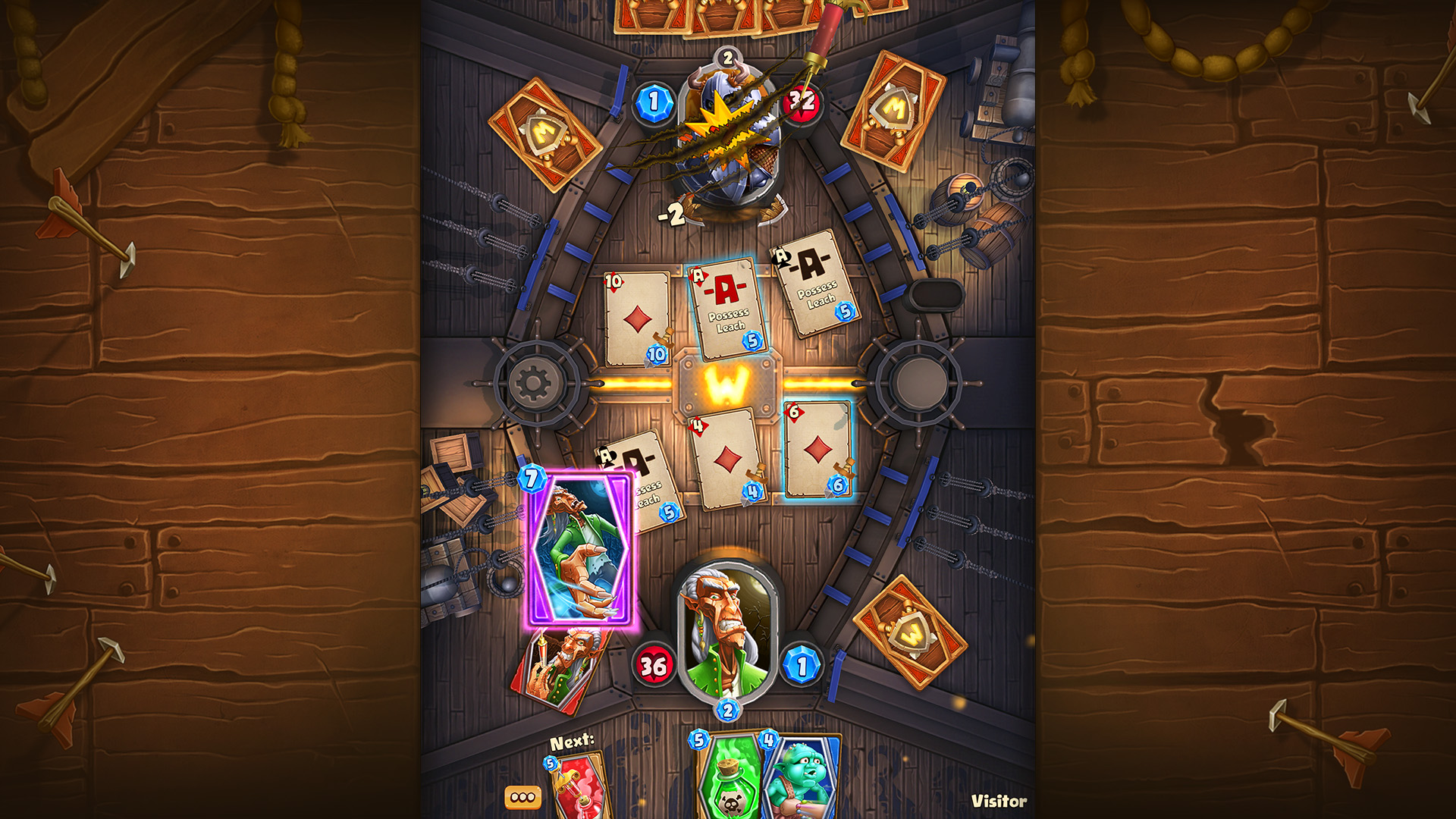 Wagers of War - Imagem 1 do software