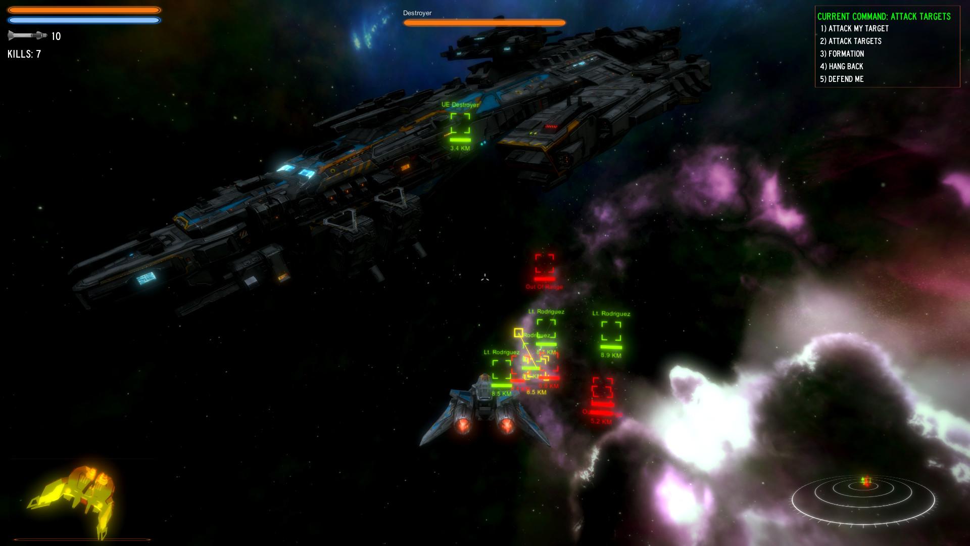 The Outer Rim: Survivor - Imagem 1 do software