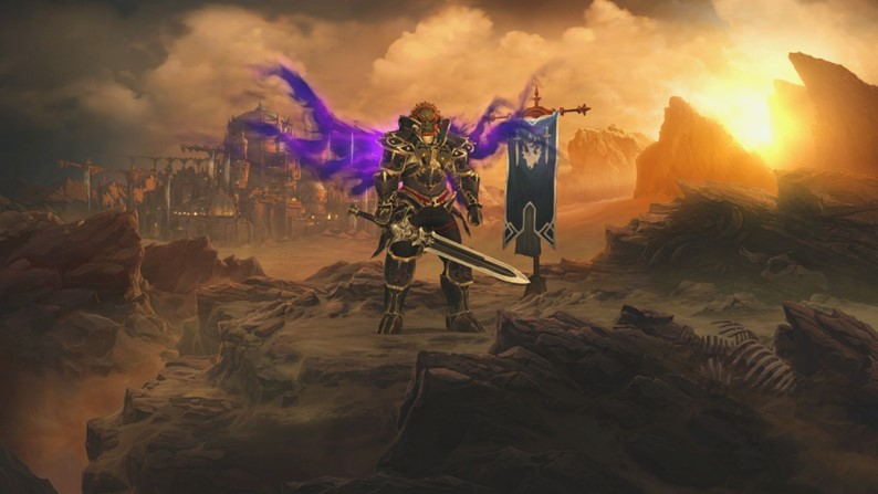Blizzard confirma Diablo III no Switch e lança trailer oficial
