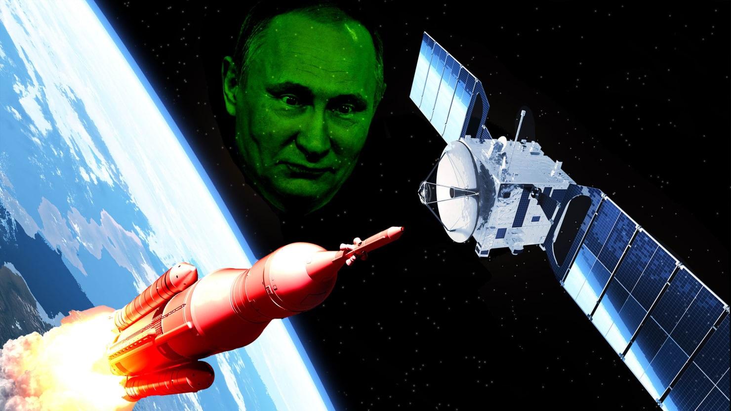 Arma espacial russa