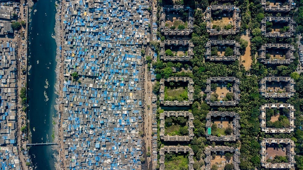 Desigualdades na Índia