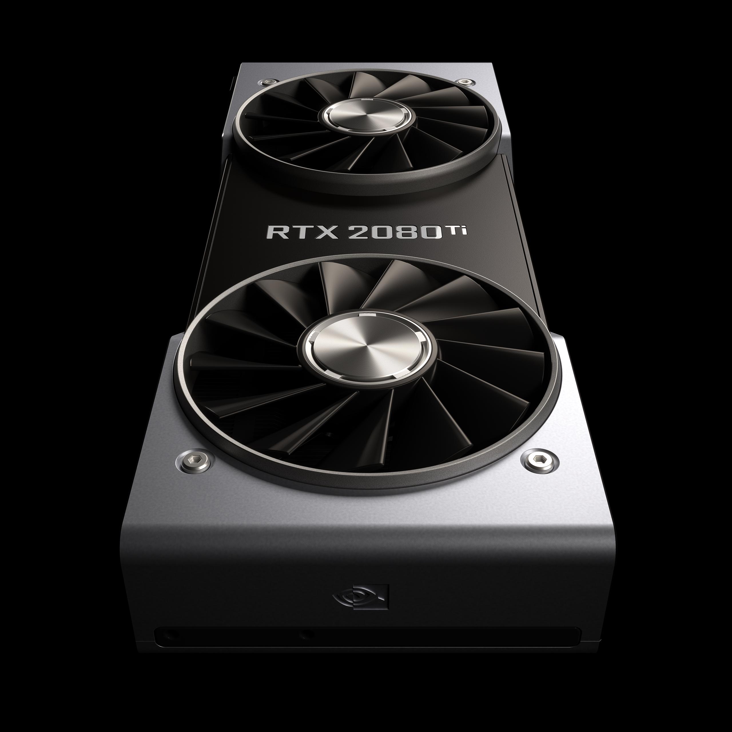 NVIDIA lança oficialmente e abre pré-venda para RTX 2070, 2080 e 2080 Ti