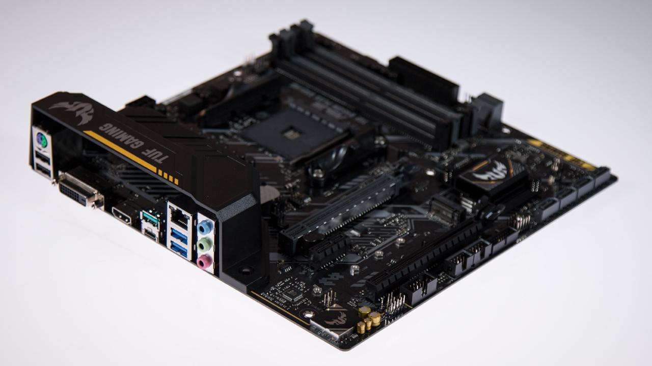 Review Placa-mãe ASUS TUF B450M-PLUS Gaming – The Hardware