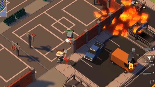 Mini Battlegrounds - Imagem 1 do software