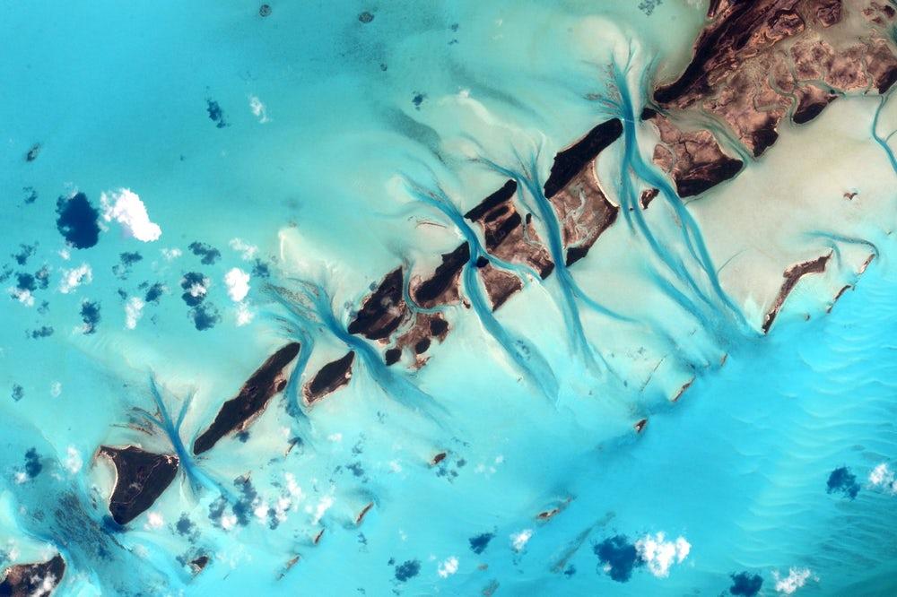 Bahamas do céu