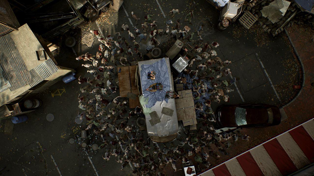 The Walking Dead da Overkill tem versões para console adiadas