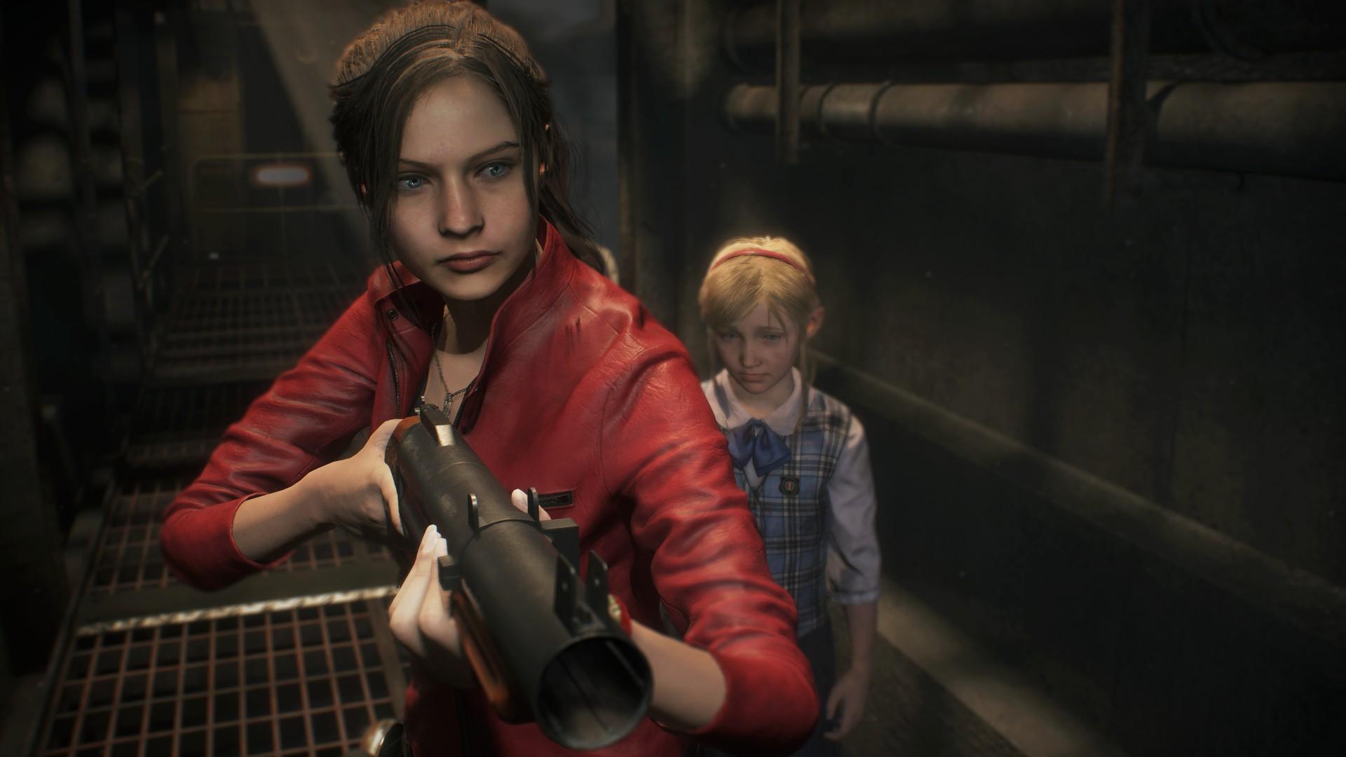 Resident Evil 2: jogamos a campanha da Claire e a experiência foi incrível