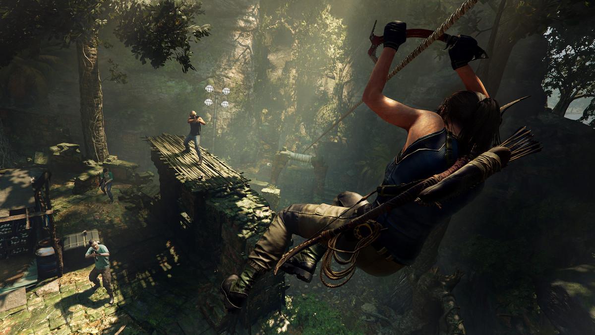 Shadow of the Tomb Raider ganha trailer mostrando como ser esperto na selva