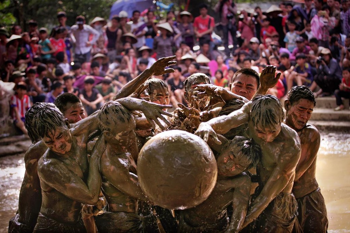 Celebração vietnamita