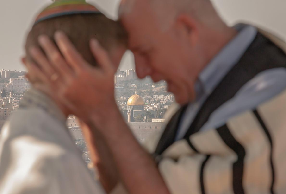 Rabino em Israel