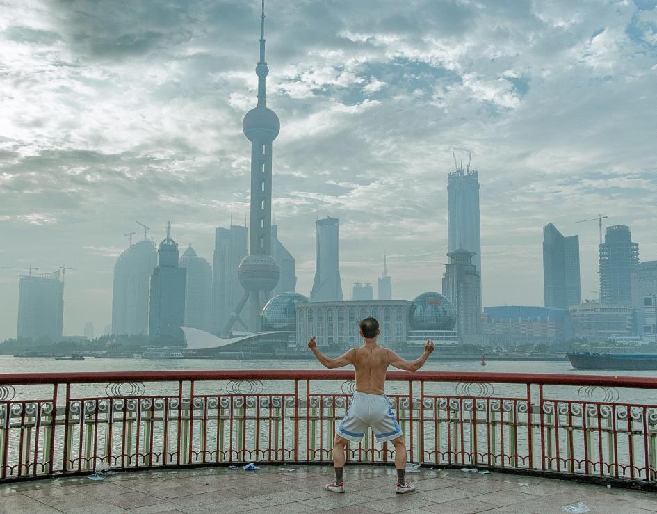 Tai Chi na China