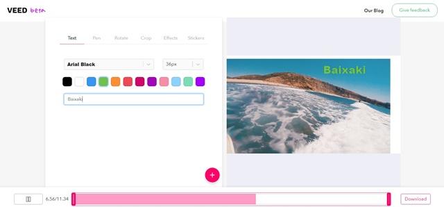 Veed - Imagem 1 do software