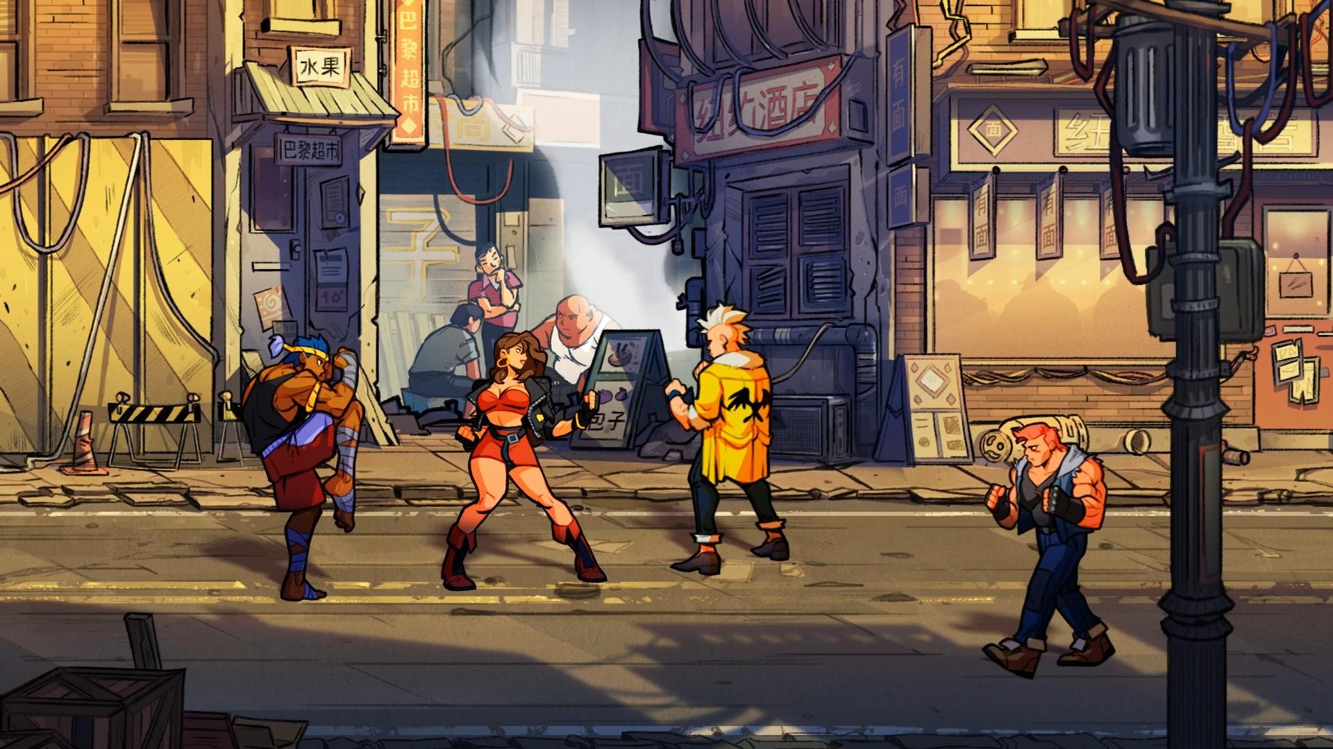 Streets of Rage 4 é real e já tem um trailer cheio de porradaria