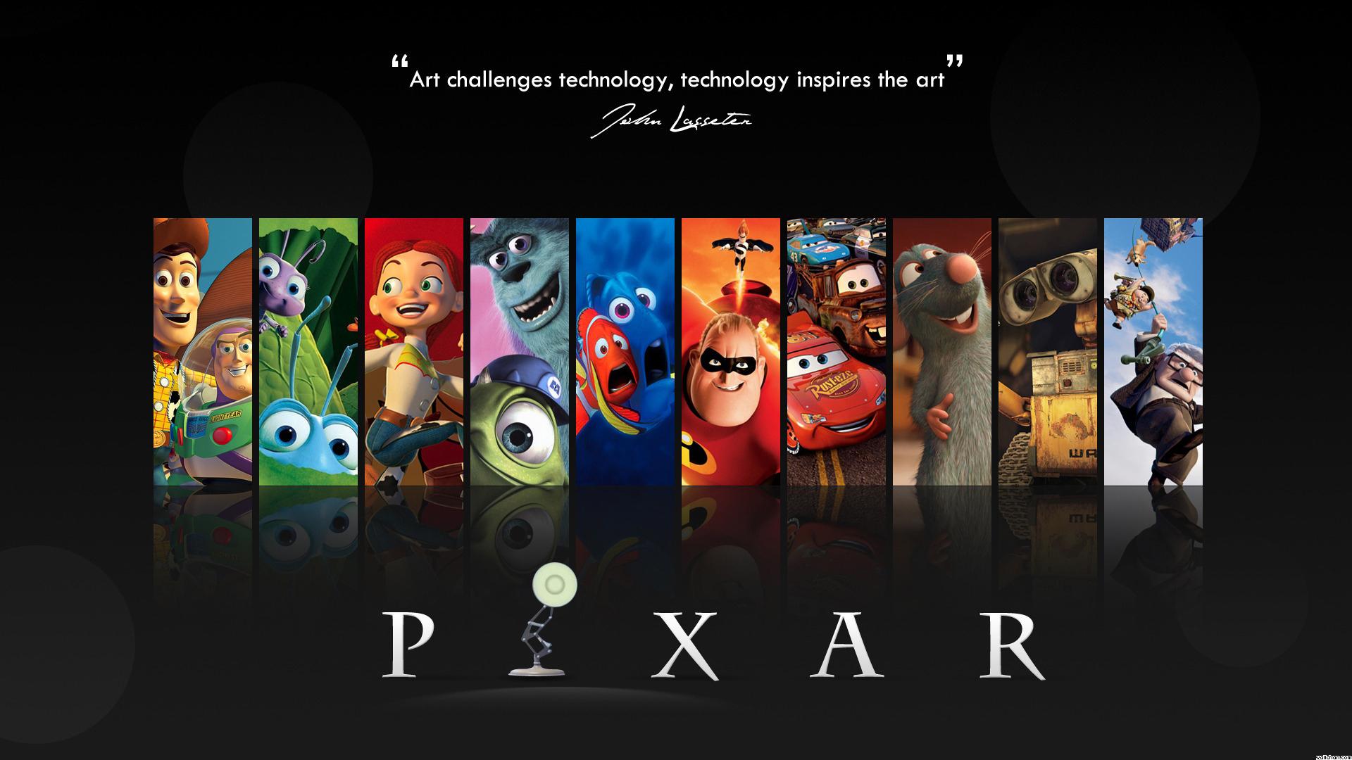 Pixar Theme - Imagem 1 do software