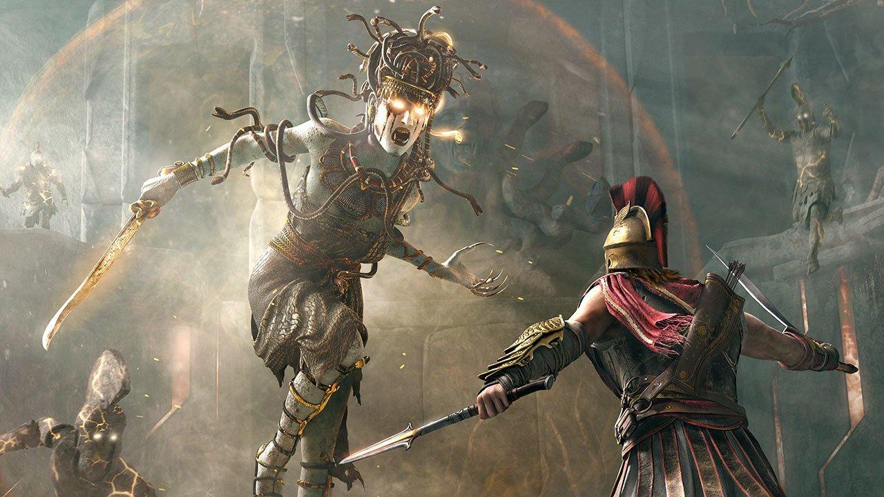 Resultado de imagem para Assassin's Creed Odyssey