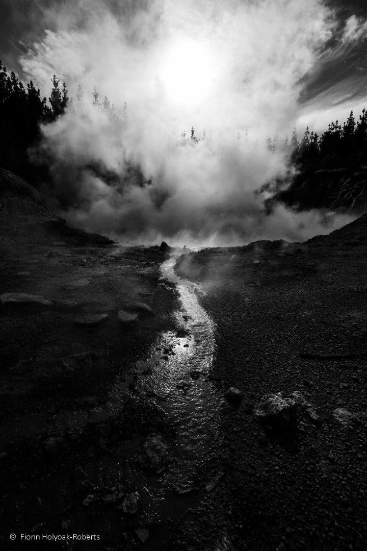 Fonte geotermal