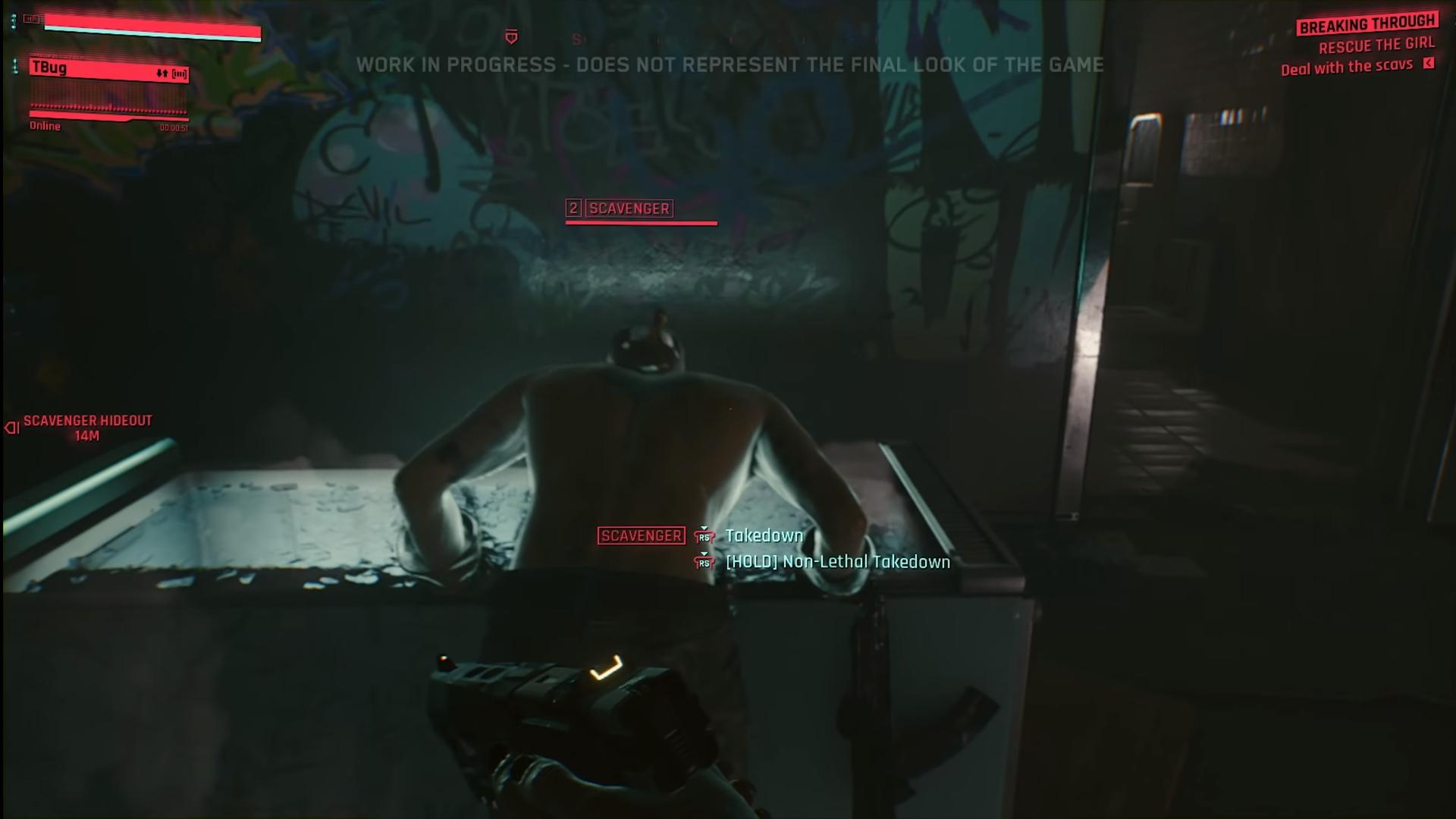 Destrinchamos: confira cada detalhe dos 50 minutos de Cyberpunk 2077