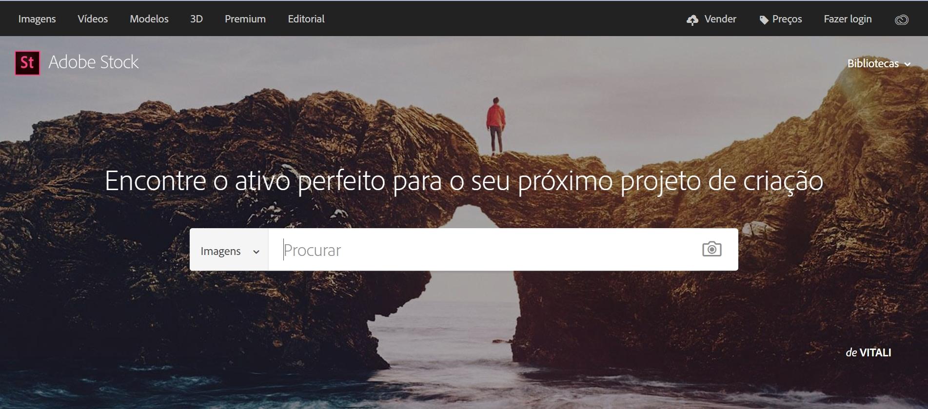 Adobe Stock - Imagem 1 do software