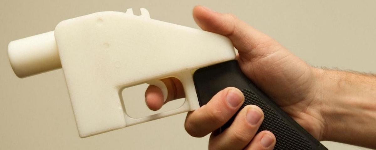 Imagem de: Juiz proíbe distribuição de manual de instrução para armas em impressora 3D