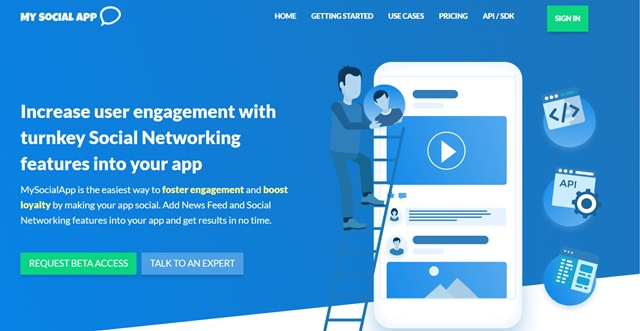 MySocialApp - Imagem 1 do software