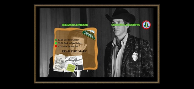 Twin Peaks: The Game - Imagem 1 do software