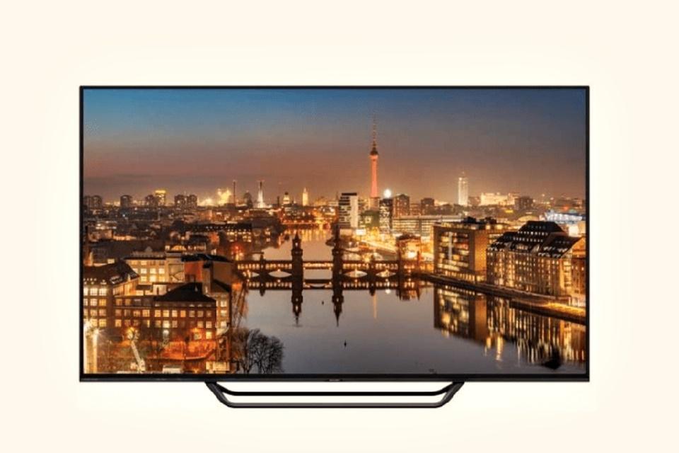 5d44d74634 IFA 2018  Nova TV da Sharp pode ajustar resolução de 2K a 8K em tempo real